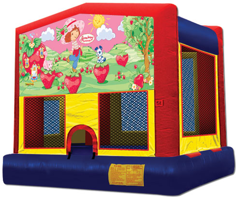 Strawberry Shortcake Bounce House / Click Here...