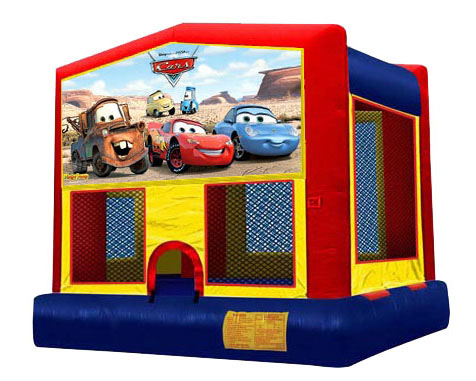 Cars Bounce House / Click Here...