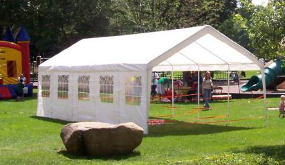 10 X 20 CANOPY TENT