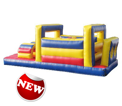 Obstacle Course 1 Piece